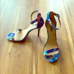 Olsenboye Multi-Colored Heel